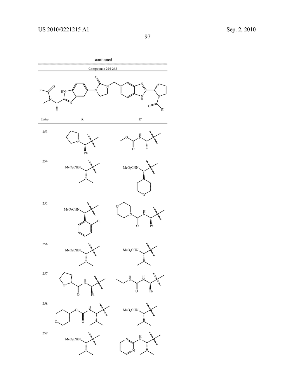 LINKED DIBENZIMIDAZOLE DERIVATIVES - diagram, schematic, and image 98