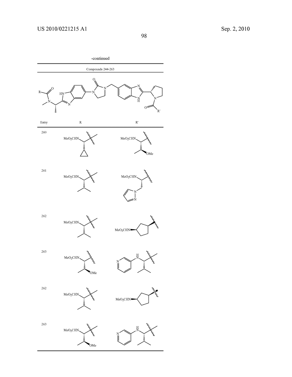 LINKED DIBENZIMIDAZOLE DERIVATIVES - diagram, schematic, and image 99