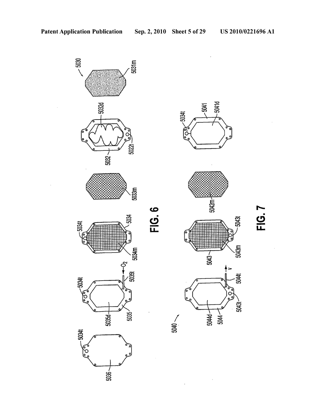 Apparatus and method for maintaining and/or restoring viability of organs - diagram, schematic, and image 06
