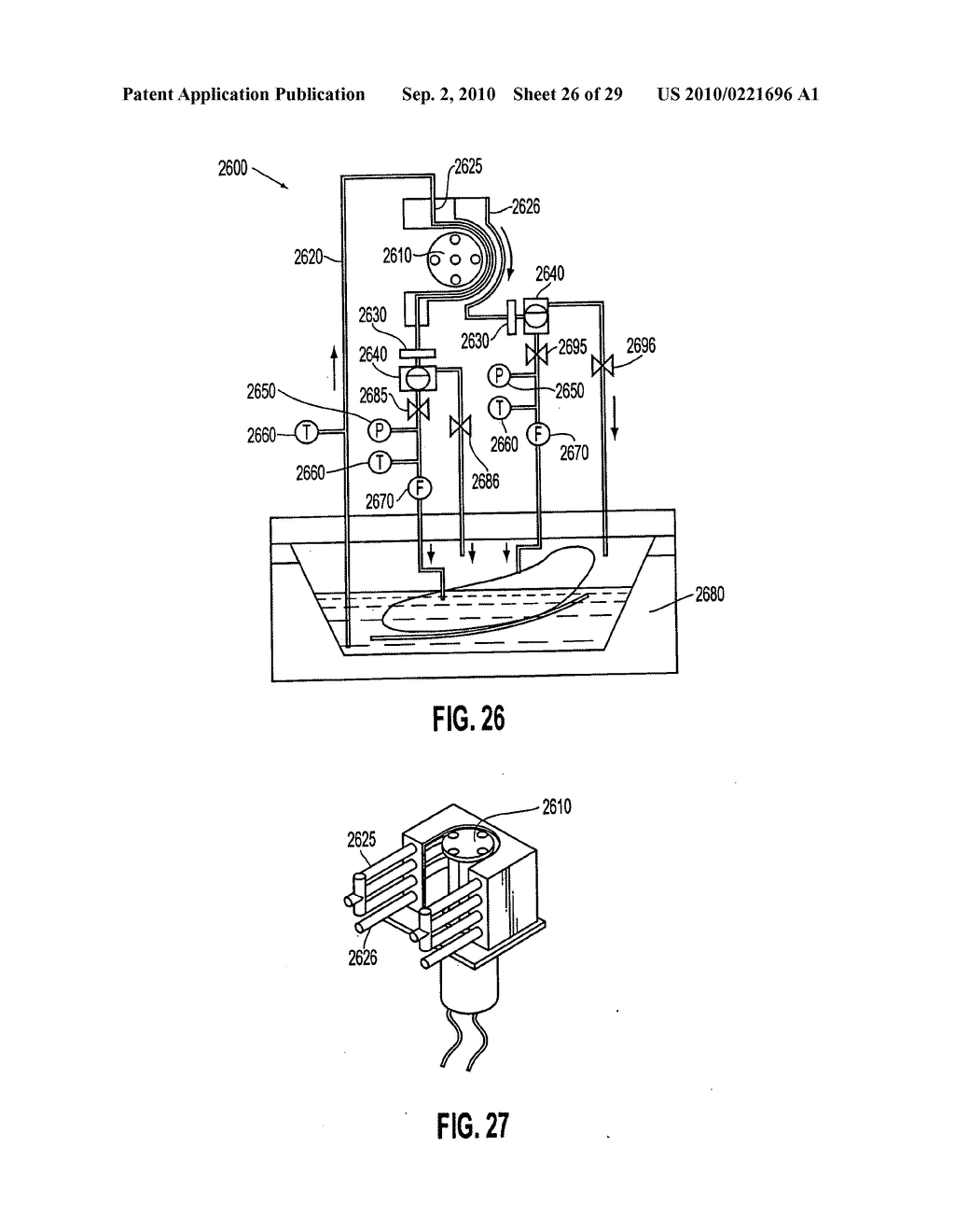 Apparatus and method for maintaining and/or restoring viability of organs - diagram, schematic, and image 27