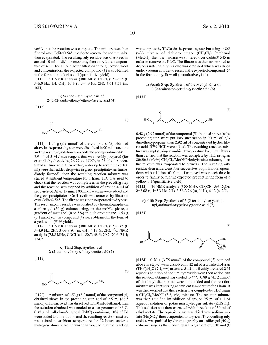 THREE-FUNCTIONAL PSEUDO-PEPTIDIC REAGENT, AND USES AND APPLICATIONS THEREOF - diagram, schematic, and image 11