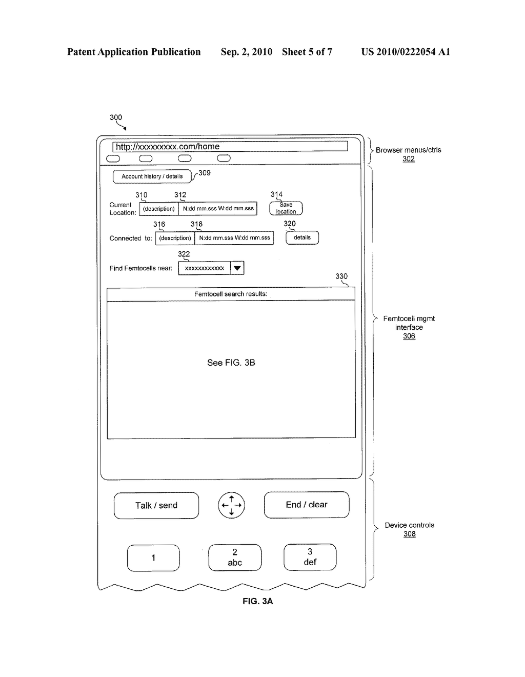 METHOD AND SYSTEM FOR CONTROLLING ACCESS AND UTILIZATION OF FEMTOCELLS VIA A NETWORK BASED SERVICE - diagram, schematic, and image 06