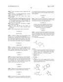 PIPERIDINE AND PIPERAZINE DERIVATIVES diagram and image