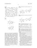 COMPOSITIONS, SYNTHESIS, AND METHODS OF UTILIZING QUINAZOLINEDIONE DERIVATIVES diagram and image