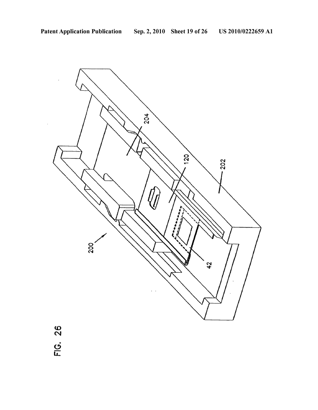 Analyte Monitoring Device and Methods of Use - diagram, schematic, and image 20