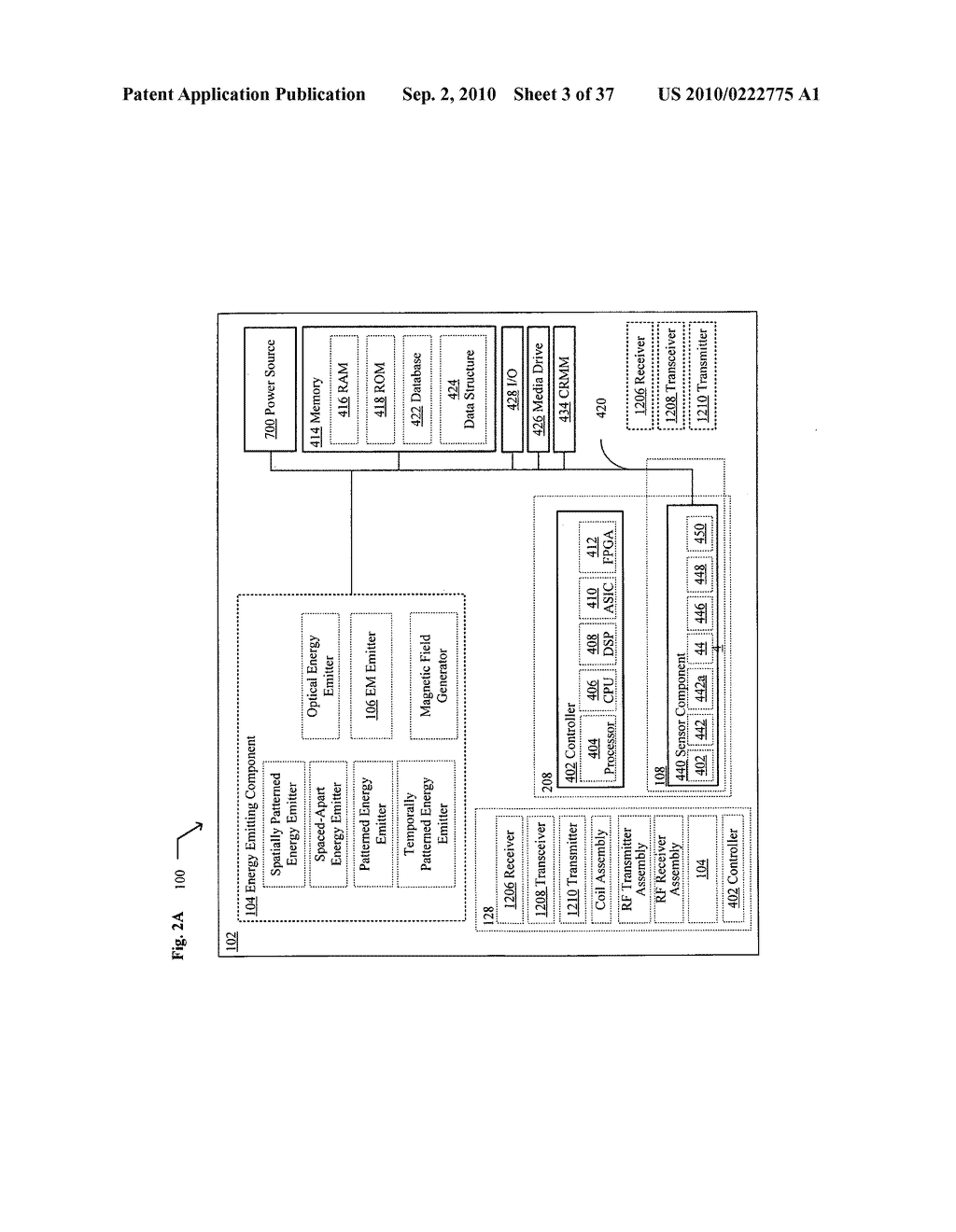 Systems, devices, and methods including paramagnetic oscillation, rotation and translation of hemozoin asymmetric nanoparticles in response to multi-harmonic optical detection of the presence of hemozoin - diagram, schematic, and image 04