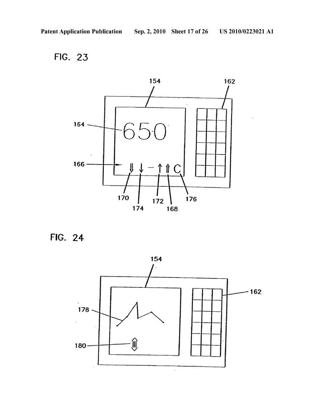 Analyte Monitoring Device and Methods of Use - diagram, schematic, and image 18