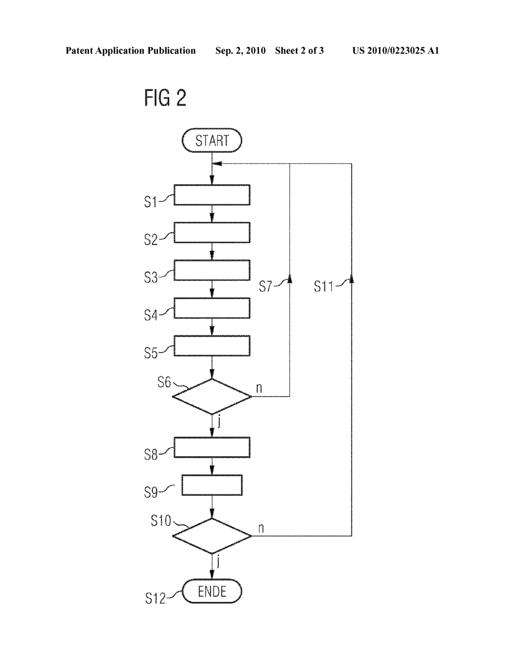 METHOD AND DEVICE FOR BALANCING PRODUCTION-RELATED INACCURACIES OF THE MAGNETIC WHEEL OF AN ELECTROMOTIVE DRIVE OF A VEHICLE - diagram, schematic, and image 03
