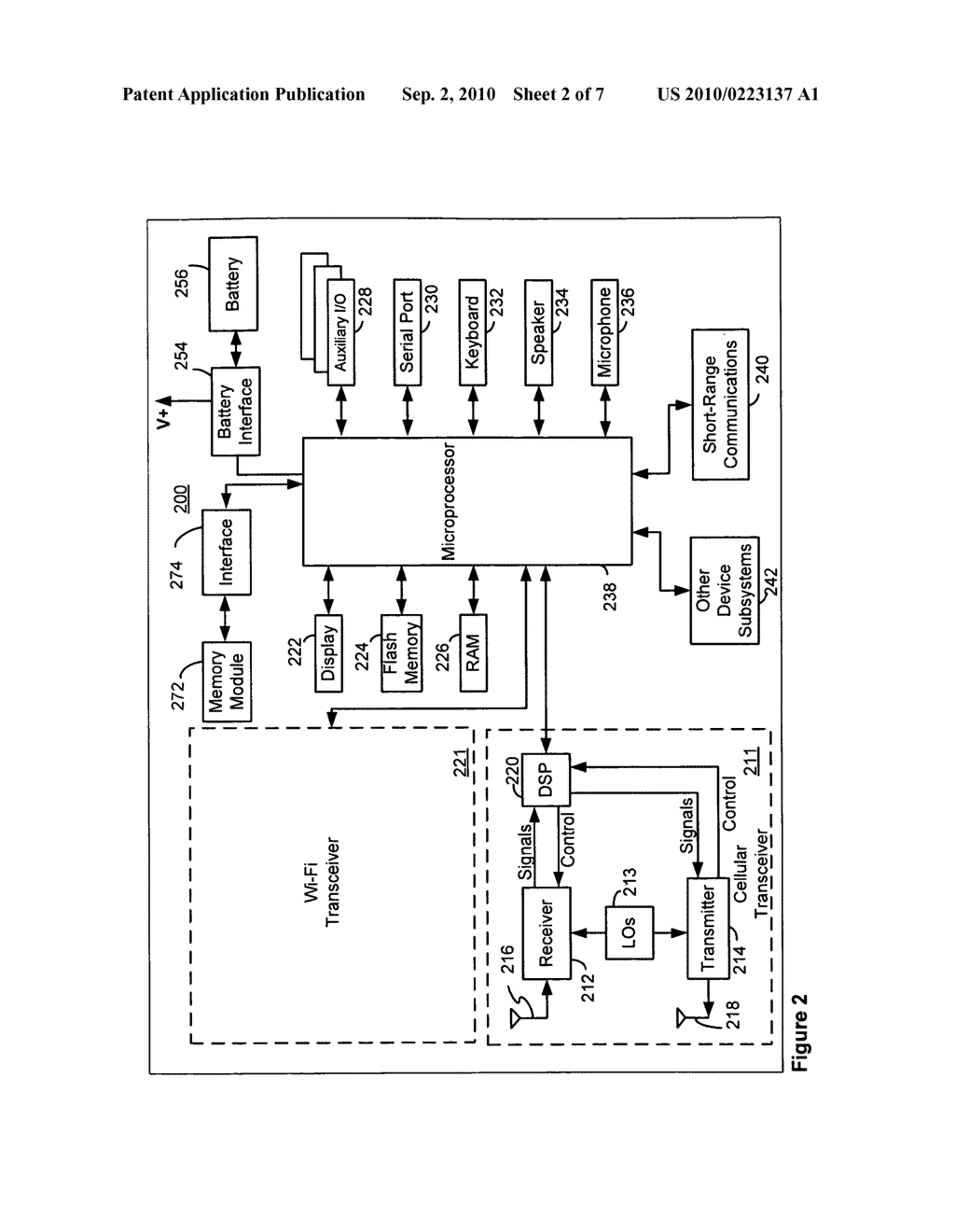System and Method for Provisioning a Device for Communicating - diagram, schematic, and image 03