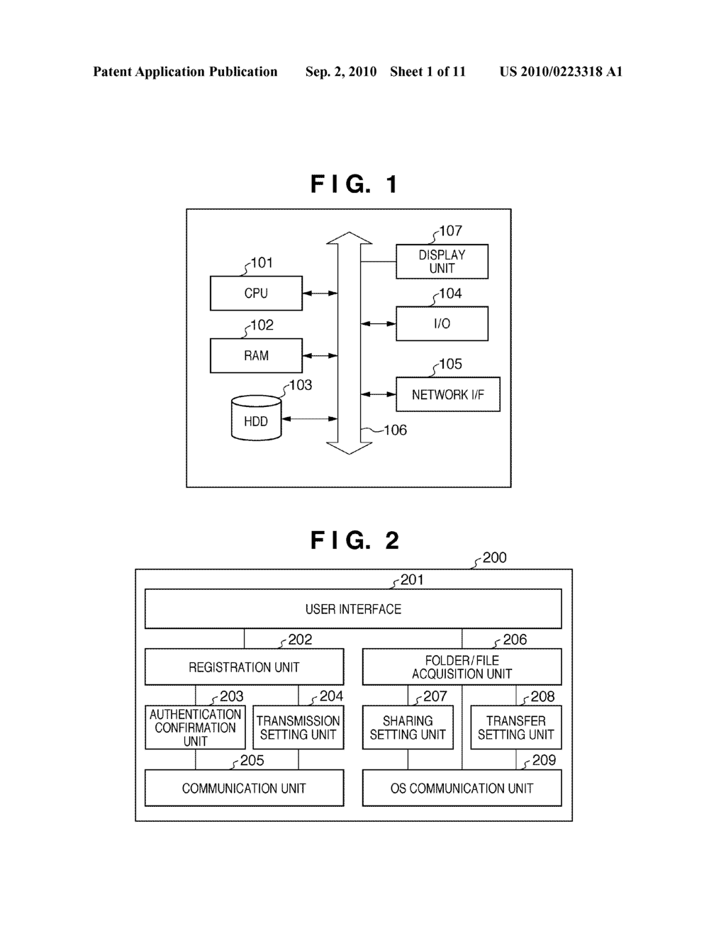 INFORMATION PROCESSING SYSTEM AND CONTROL METHOD THEREOF - diagram, schematic, and image 02