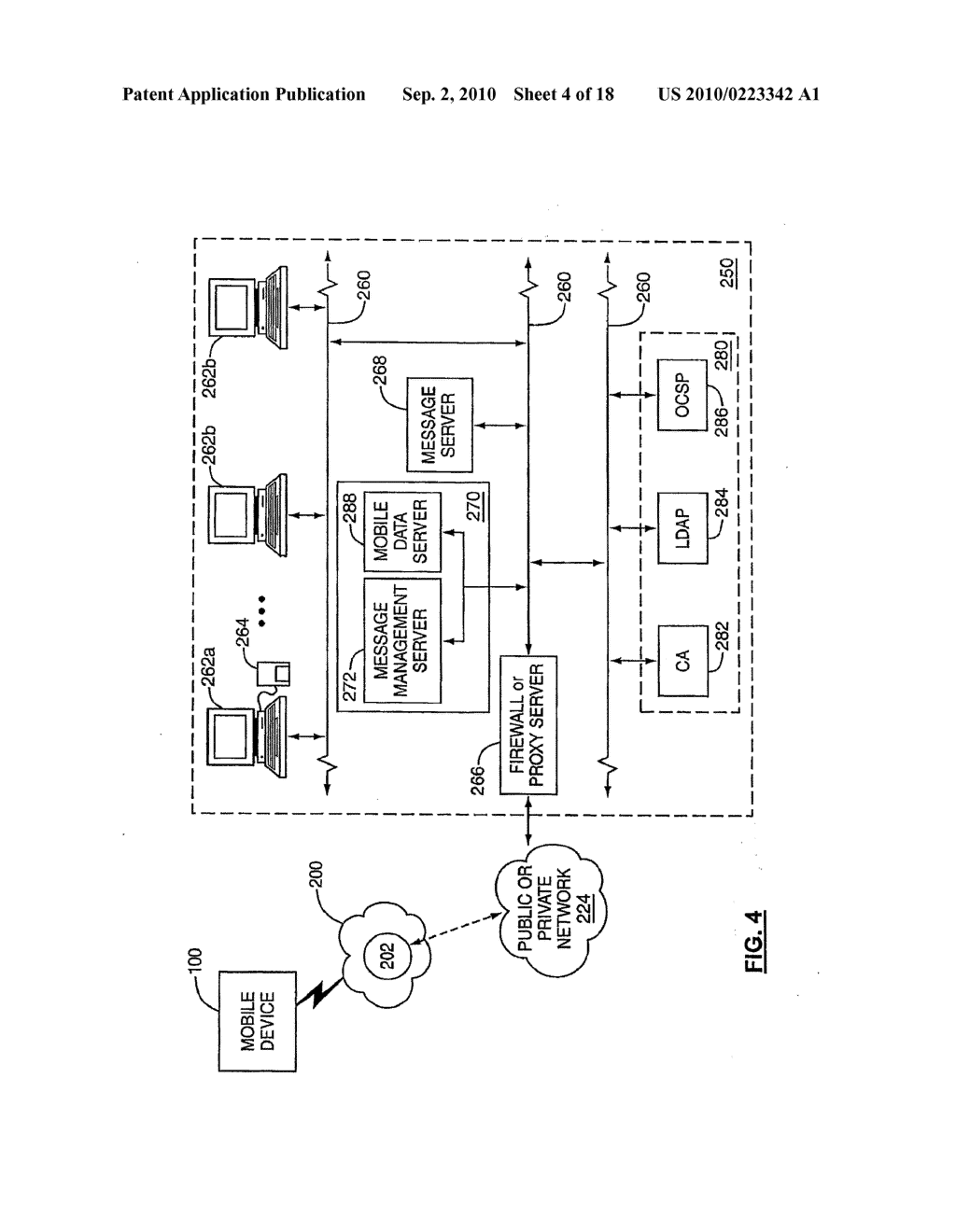 SYSTEMS AND METHODS FOR PROTECTING HEADER FIELDS IN A MESSAGE - diagram, schematic, and image 05