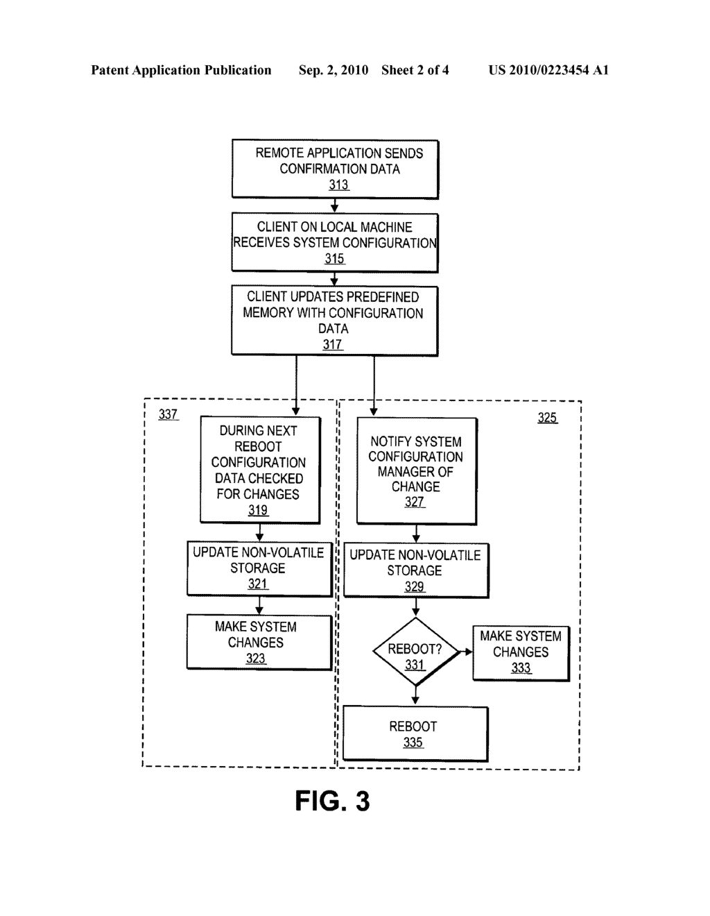 METHOD AND APPARATUS FOR REMOVABLE DEVICE MODIFICATION OF SYSTEM CONFIGURATION - diagram, schematic, and image 03