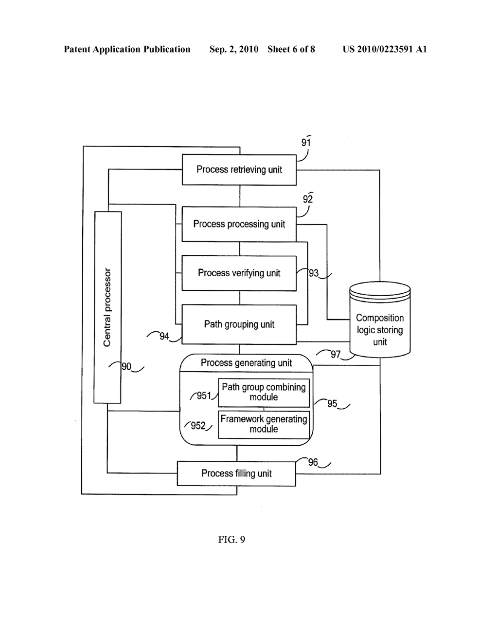 Method And Application Server For Converting Web Service Composition Draw A Logic Diagram Schematic Image 07