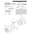 Power axle for a commercial vehicle diagram and image