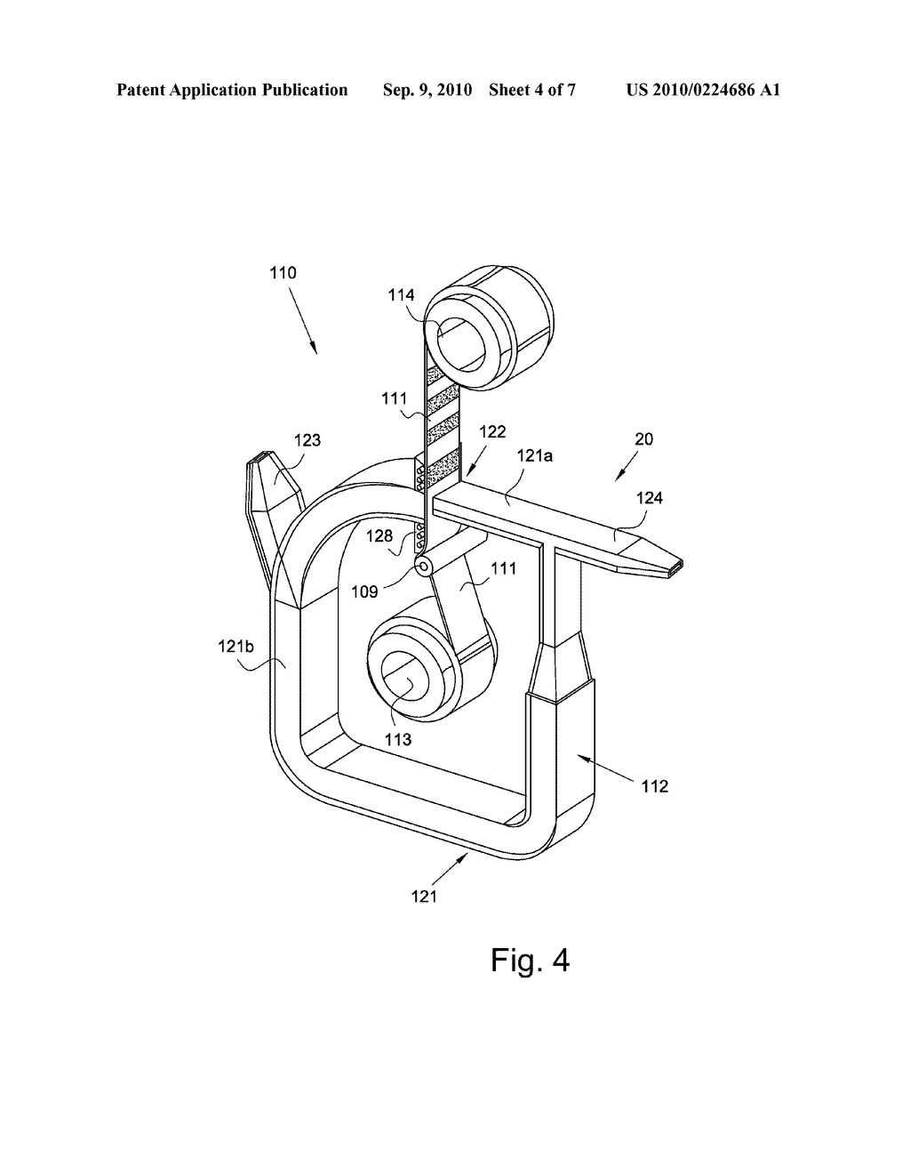 APPARATUS AND METHOD FOR OBTAINING A RANDOM CODE USEABLE IN A DEVICE FOR UNIQUE IDENTIFICATION OF A PRODUCT - diagram, schematic, and image 05