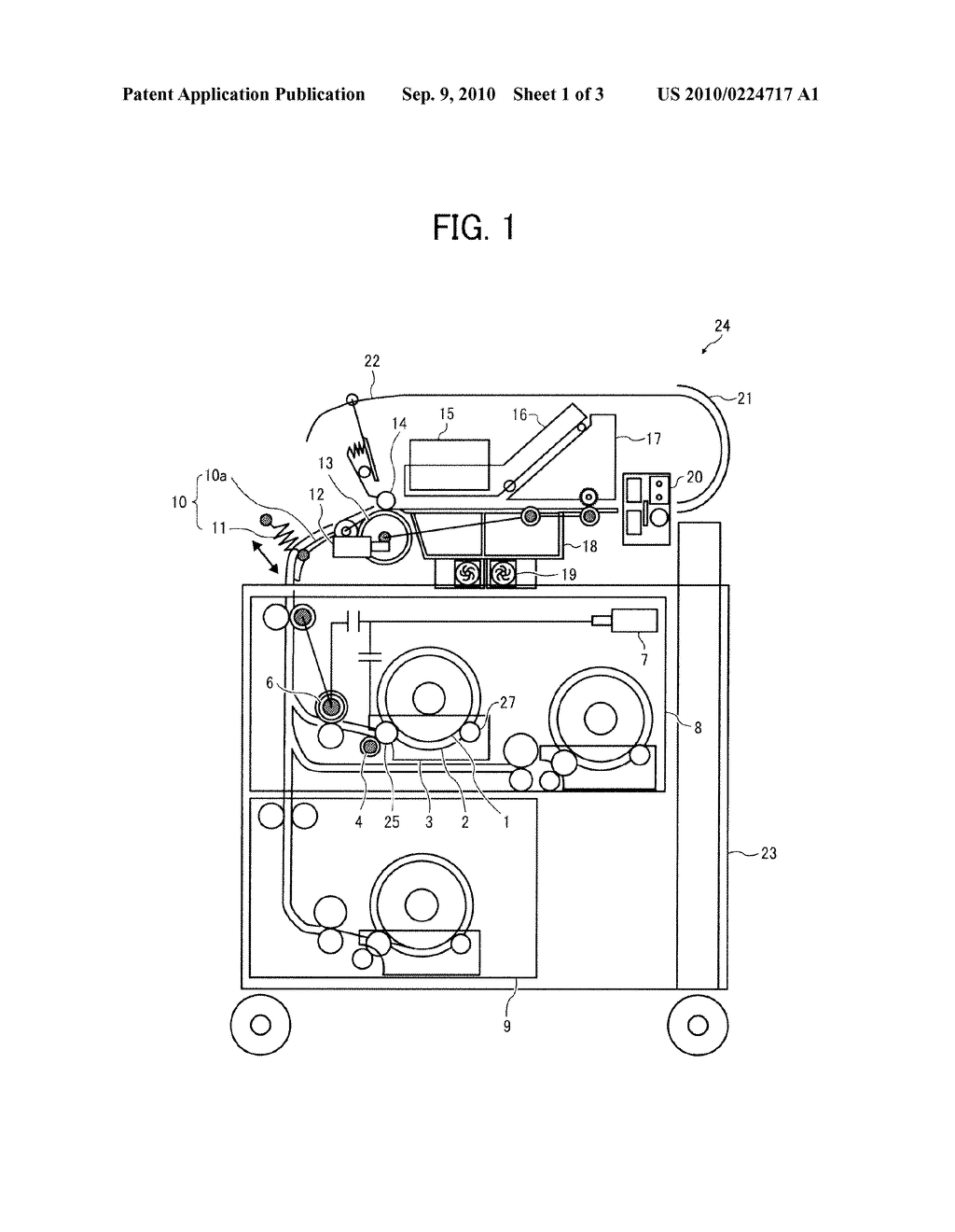 Roll-Paper Feeding Device And Image Forming Apparatus - diagram, schematic, and image 02