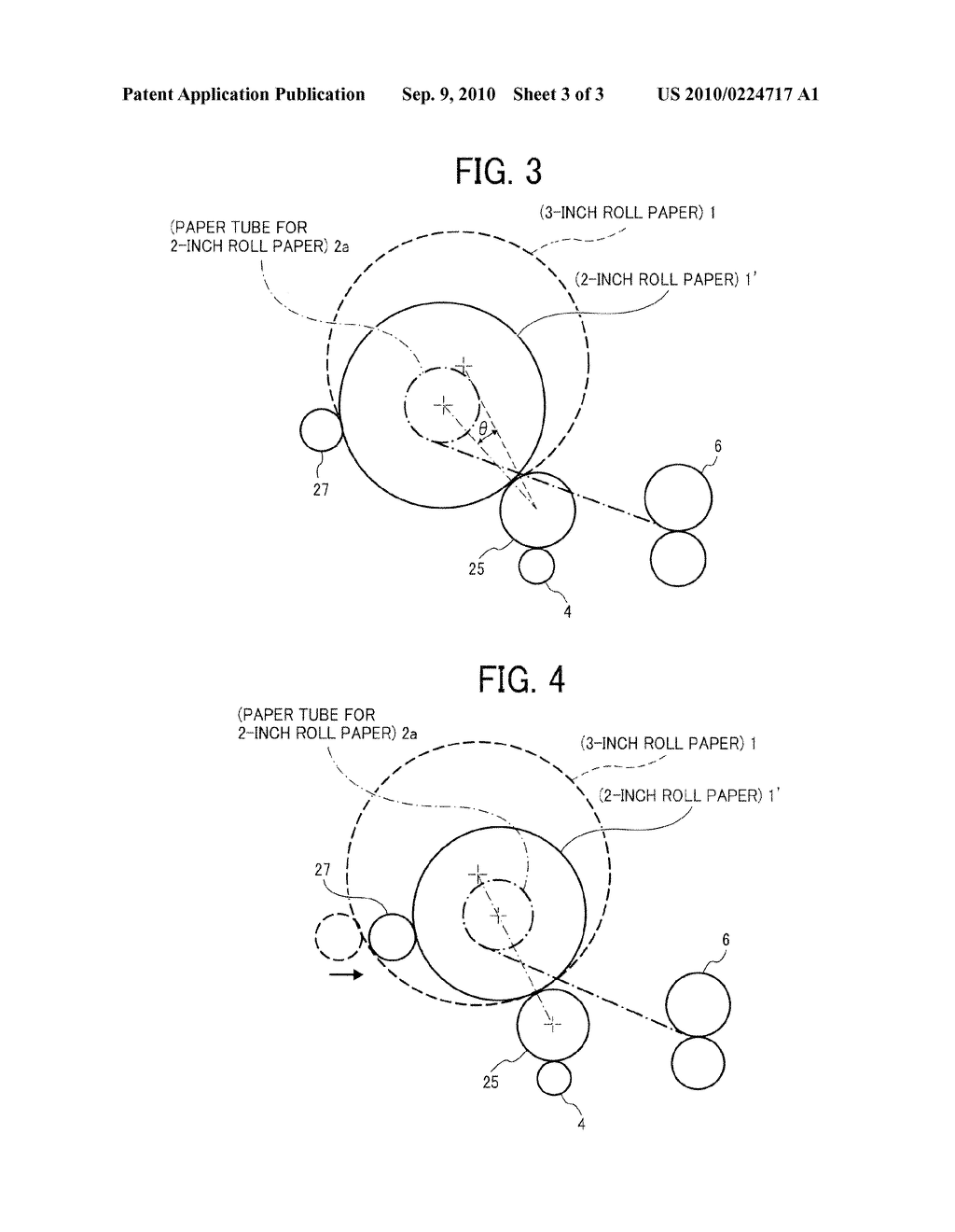 Roll-Paper Feeding Device And Image Forming Apparatus - diagram, schematic, and image 04