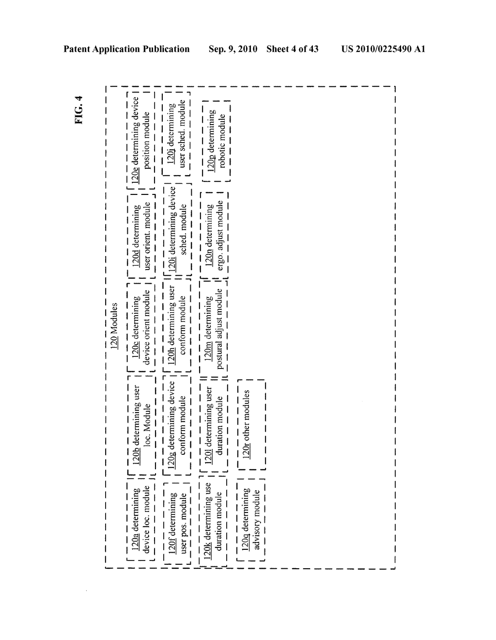 POSTURAL INFORMATION SYSTEM AND METHOD INCLUDING CENTRAL DETERMINING OF SUBJECT ADVISORY INFORMATION BASED ON SUBJECT STATUS INFORMATION AND POSTURAL INFLUENCER STATUS INFORMATION - diagram, schematic, and image 05