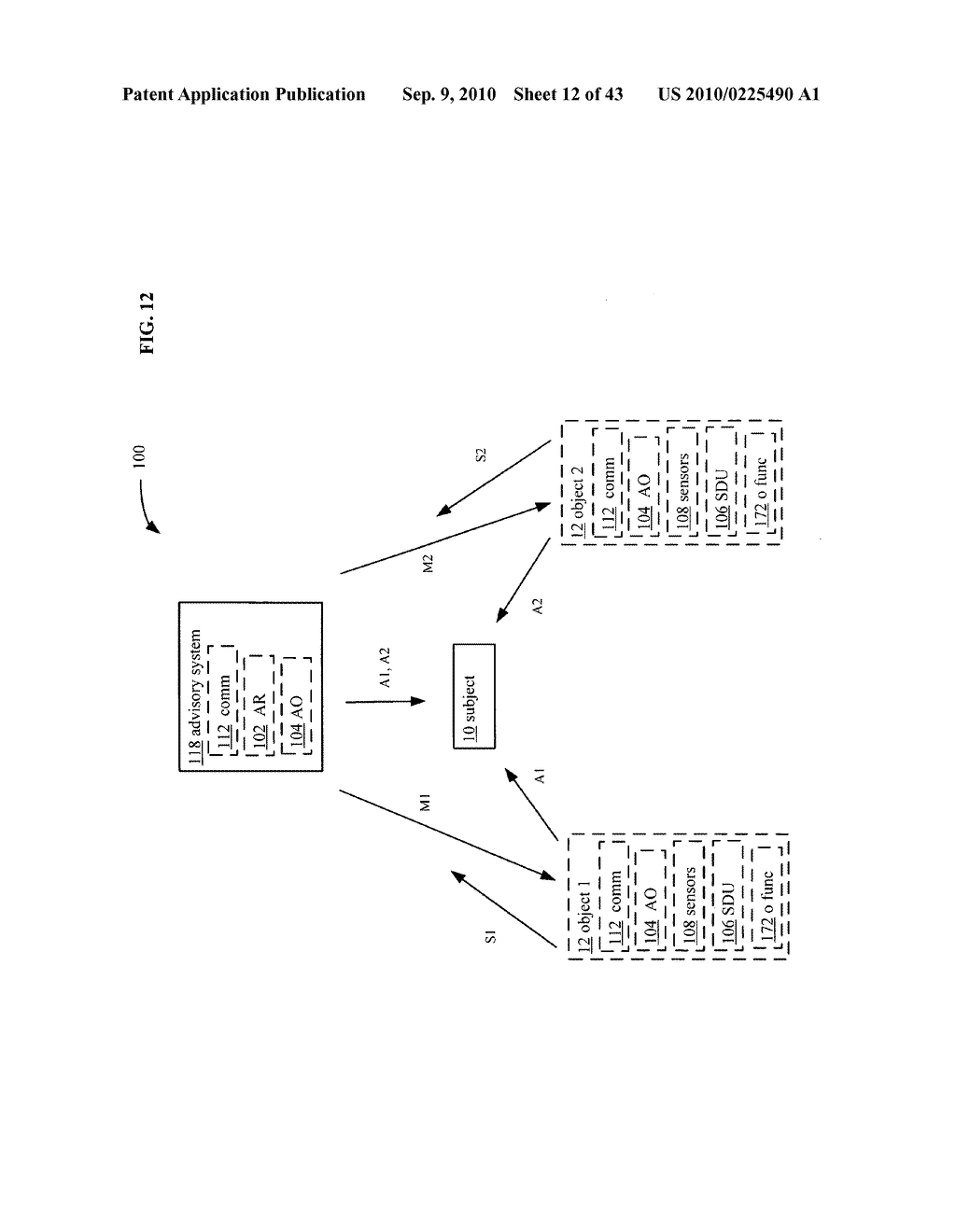 POSTURAL INFORMATION SYSTEM AND METHOD INCLUDING CENTRAL DETERMINING OF SUBJECT ADVISORY INFORMATION BASED ON SUBJECT STATUS INFORMATION AND POSTURAL INFLUENCER STATUS INFORMATION - diagram, schematic, and image 13
