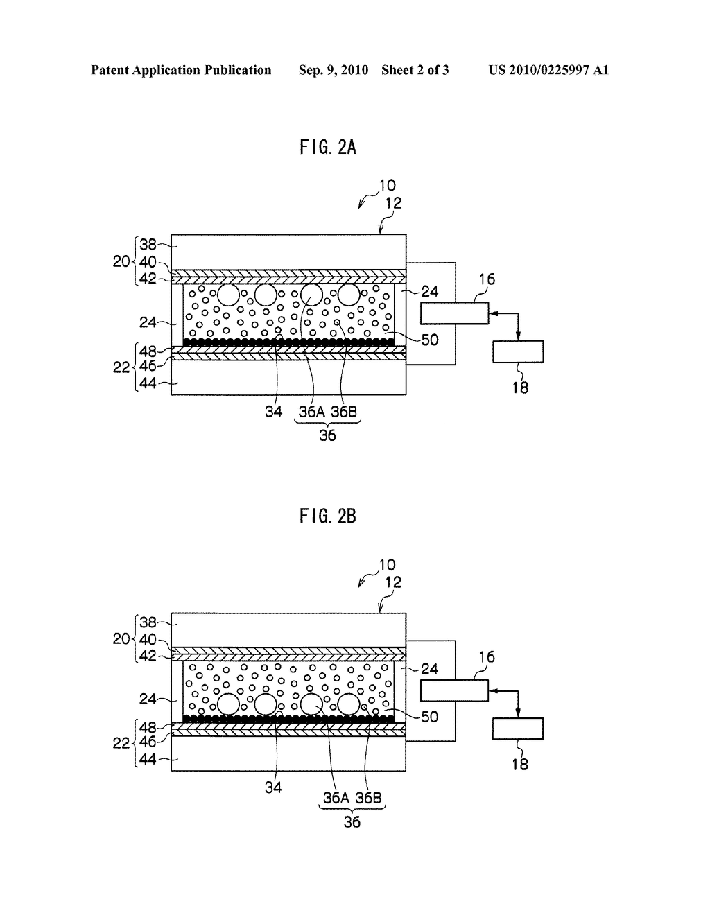 WHITE PARTICLES FOR DISPLAY, PARTICLE DISPERSION FOR DISPLAY, DISPLAY MEDIUM AND DISPLAY DEVICE - diagram, schematic, and image 03