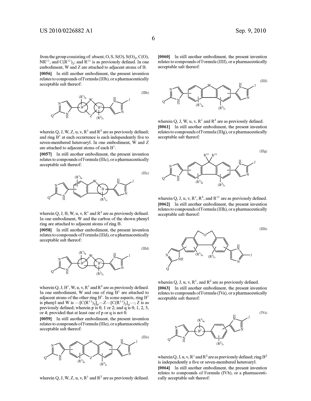 LINKED DIIMIDAZOLE ANTIVIRALS - diagram, schematic, and image 07