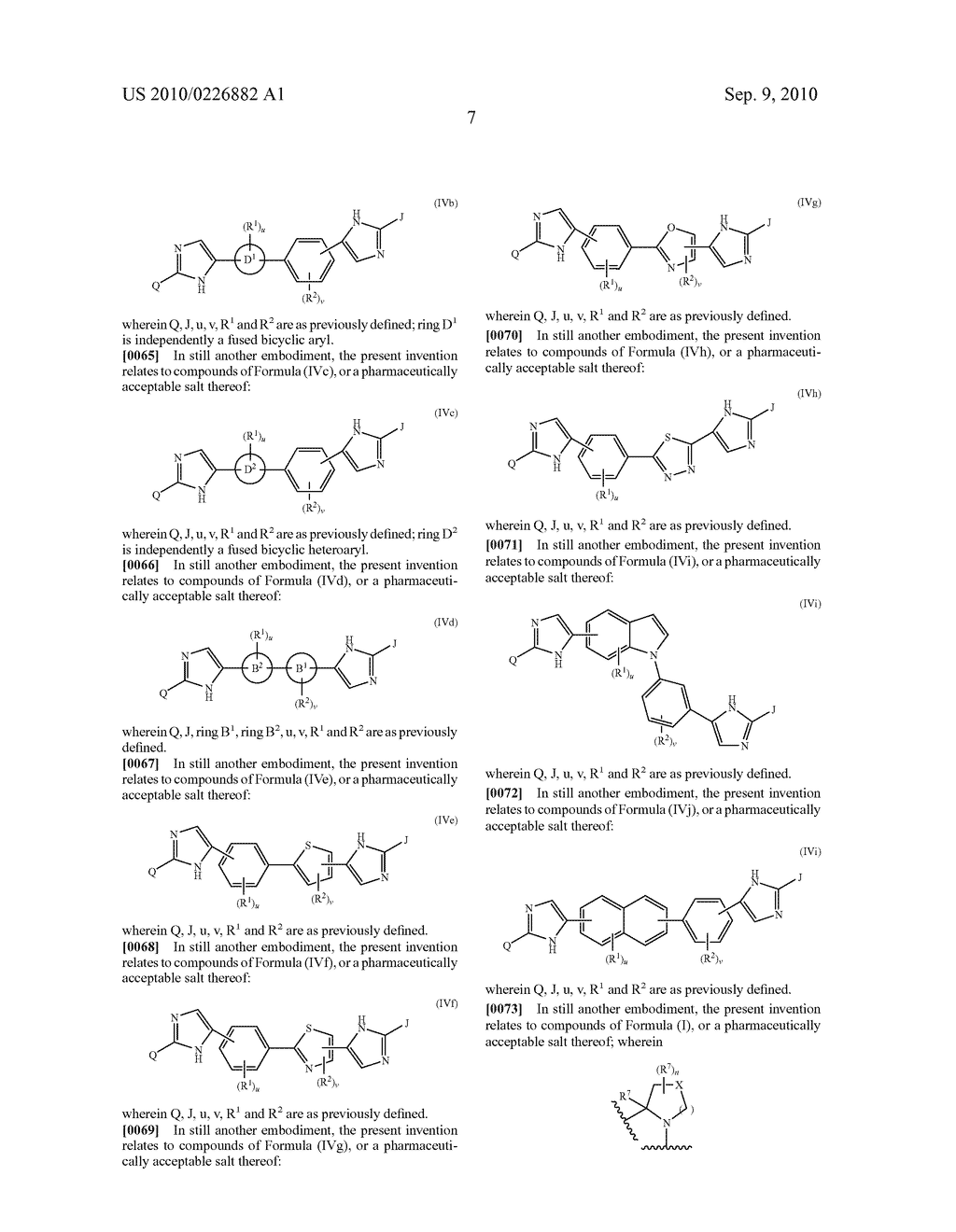 LINKED DIIMIDAZOLE ANTIVIRALS - diagram, schematic, and image 08