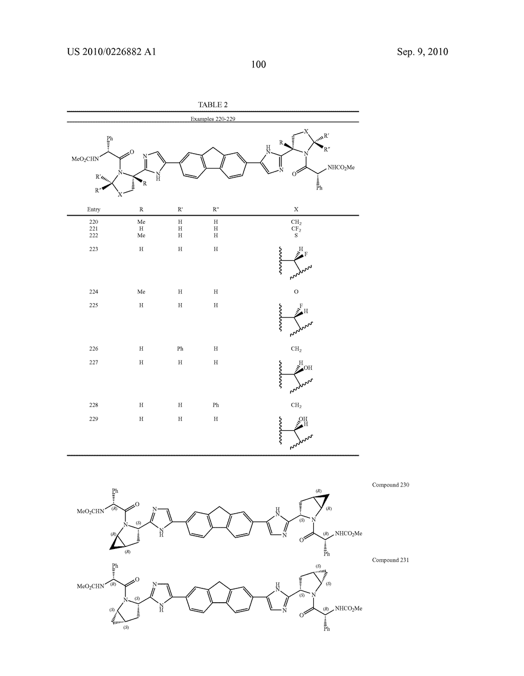 LINKED DIIMIDAZOLE ANTIVIRALS - diagram, schematic, and image 101