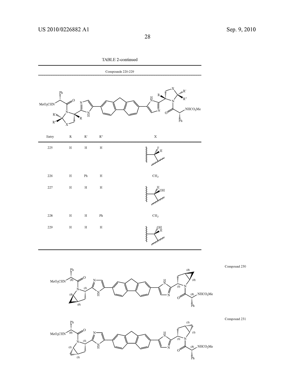 LINKED DIIMIDAZOLE ANTIVIRALS - diagram, schematic, and image 29