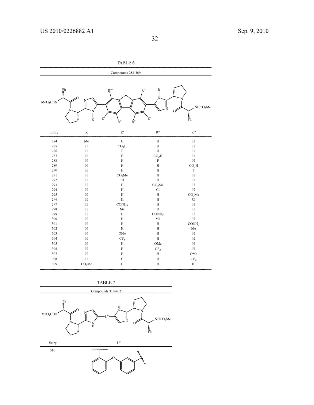 LINKED DIIMIDAZOLE ANTIVIRALS - diagram, schematic, and image 33