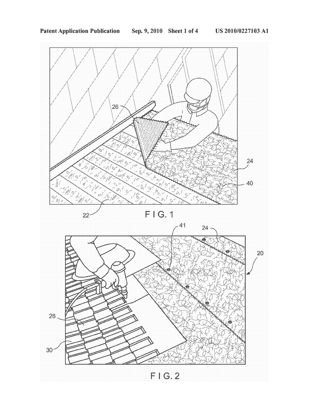ROOFING UNDERLAYMENT - diagram, schematic, and image 02