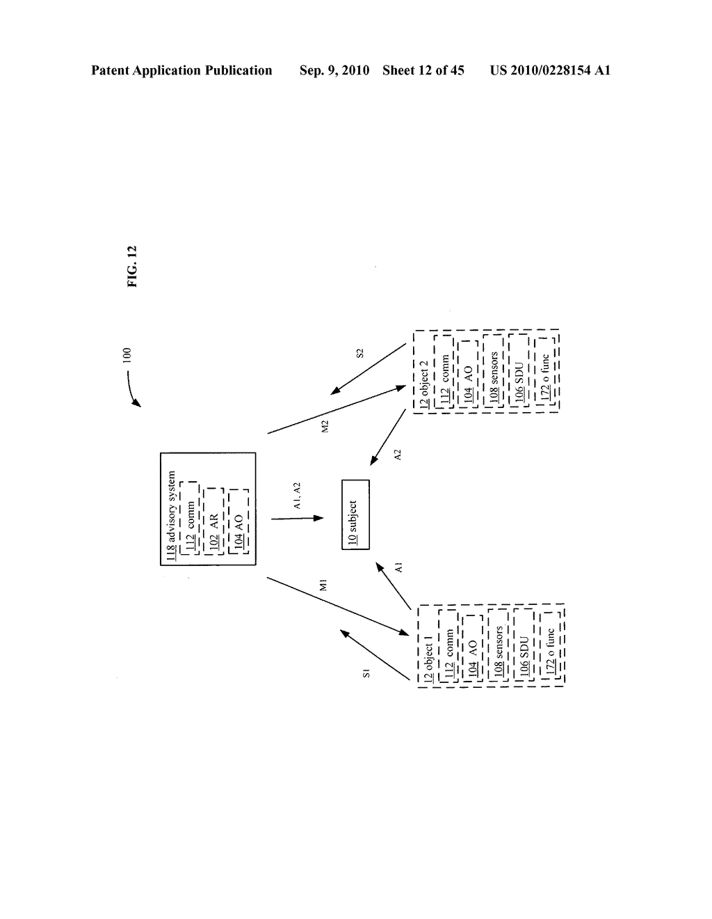 Postural information system and method including determining response to subject advisory information - diagram, schematic, and image 13