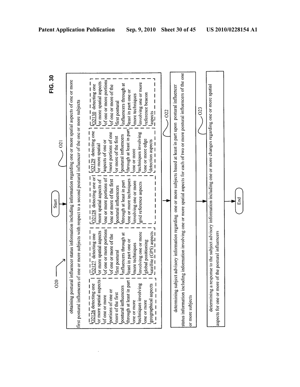 Postural information system and method including determining response to subject advisory information - diagram, schematic, and image 31