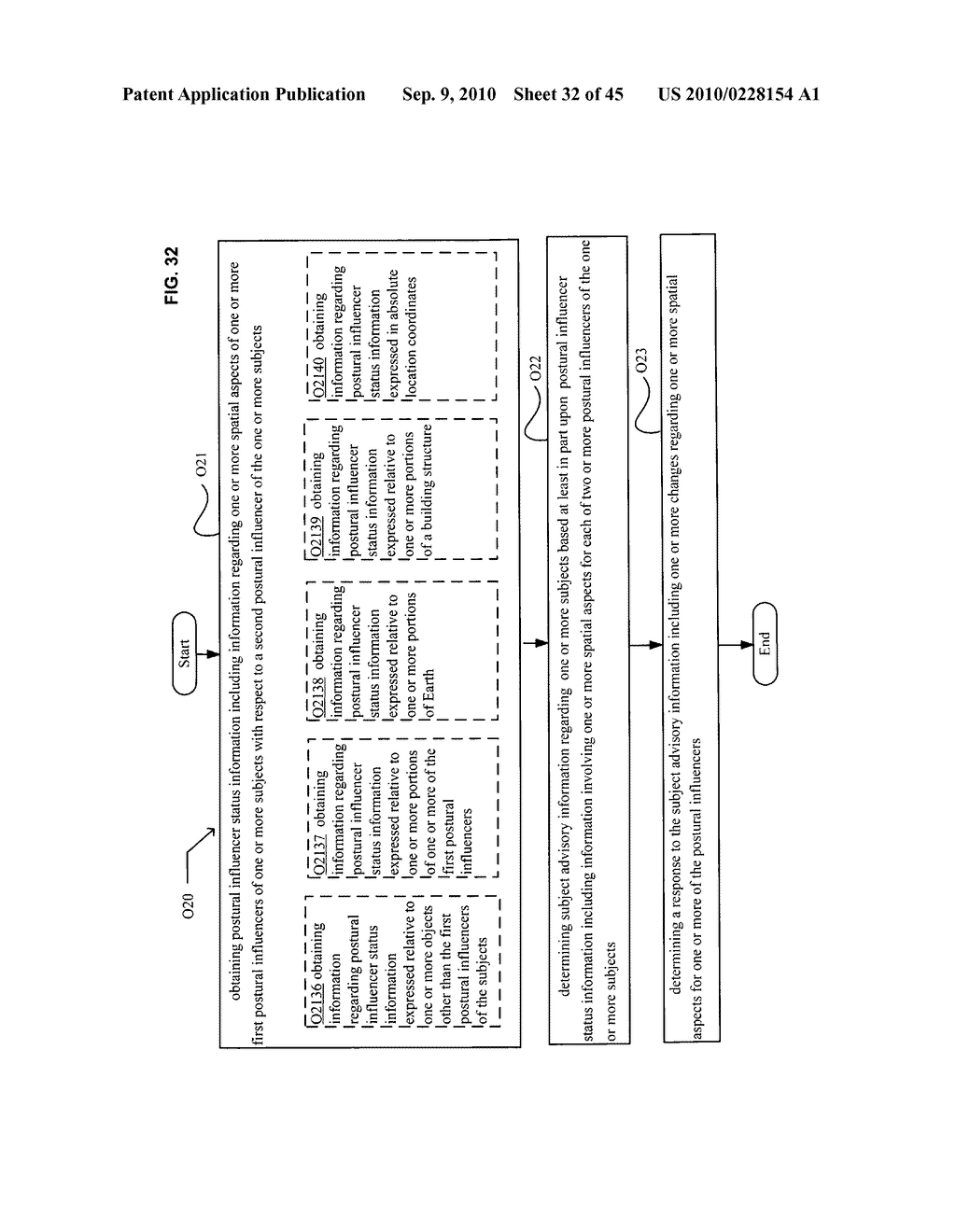 Postural information system and method including determining response to subject advisory information - diagram, schematic, and image 33