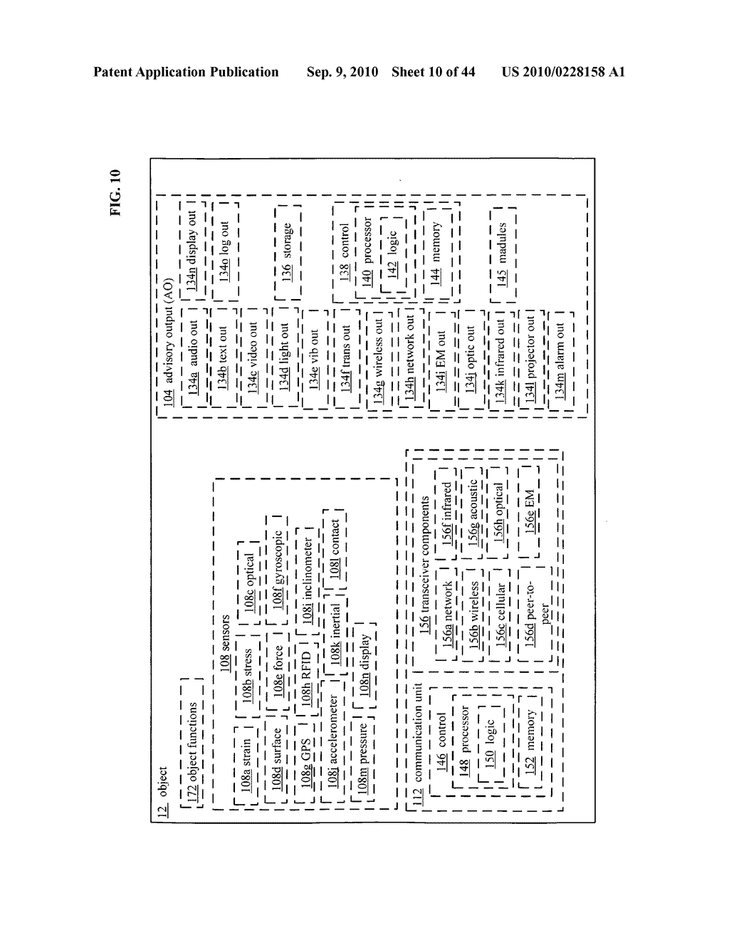 POSTURAL INFORMATION SYSTEM AND METHOD INCLUDING DEVICE LEVEL DETERMINING OF SUBJECT ADVISORY INFORMATION BASED ON SUBJECT STATUS INFORMATION AND POSTURAL INFLUENCER STATUS INFORMATION - diagram, schematic, and image 11