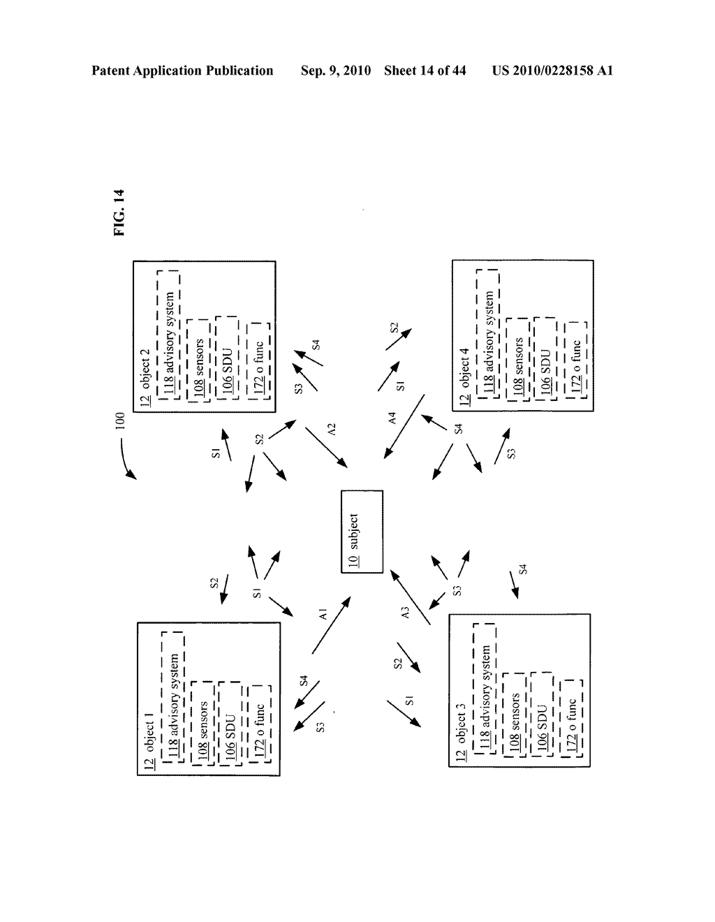 POSTURAL INFORMATION SYSTEM AND METHOD INCLUDING DEVICE LEVEL DETERMINING OF SUBJECT ADVISORY INFORMATION BASED ON SUBJECT STATUS INFORMATION AND POSTURAL INFLUENCER STATUS INFORMATION - diagram, schematic, and image 15