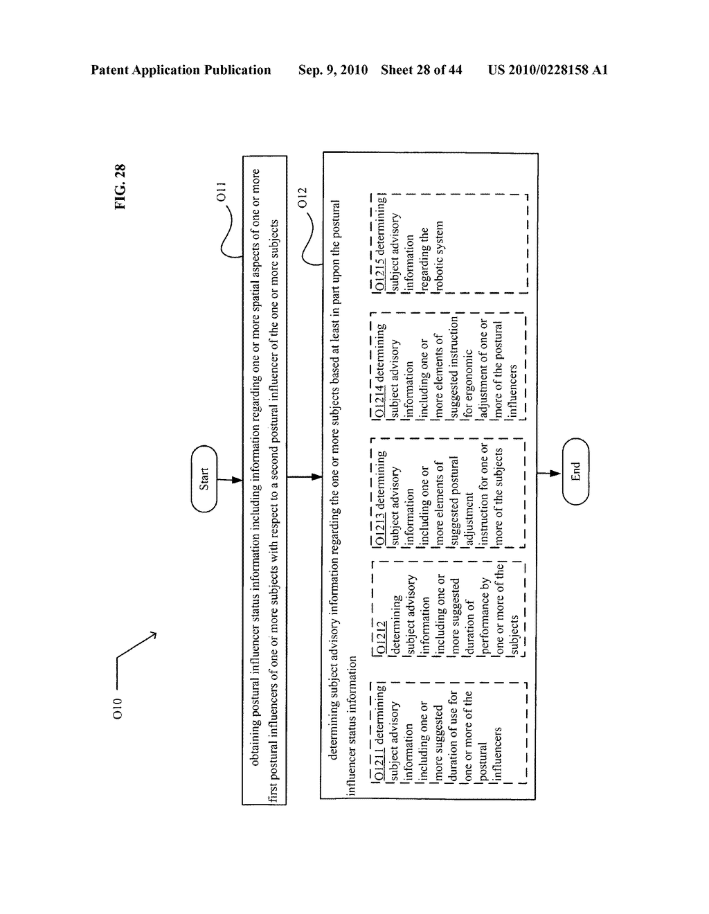 POSTURAL INFORMATION SYSTEM AND METHOD INCLUDING DEVICE LEVEL DETERMINING OF SUBJECT ADVISORY INFORMATION BASED ON SUBJECT STATUS INFORMATION AND POSTURAL INFLUENCER STATUS INFORMATION - diagram, schematic, and image 29