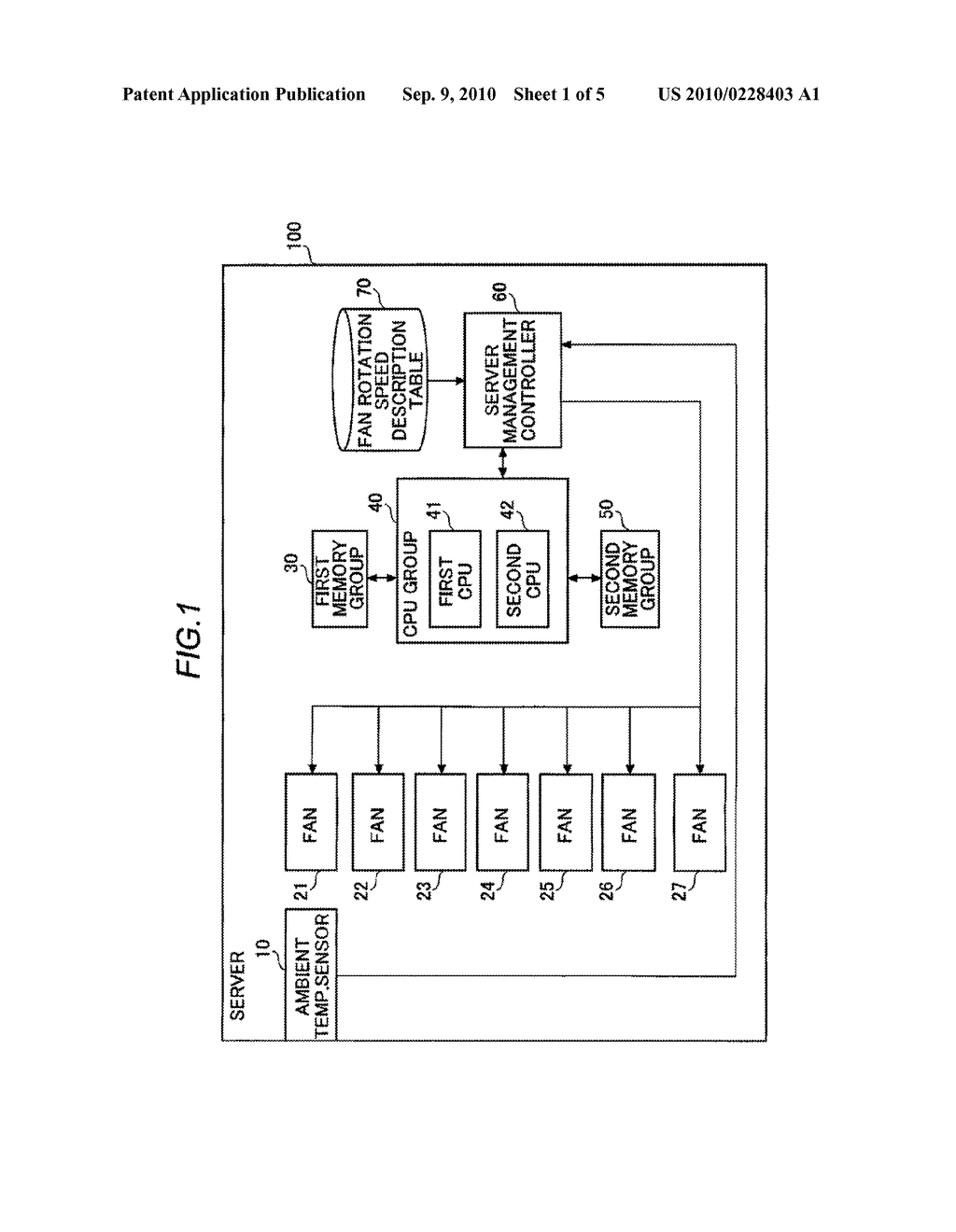 CIRCUIT FOR CONTROLLING DYNAMIC ROTATION SPEED OF FAN, METHOD OF CONTROLLING DYNAMIC ROTATION SPEED OF FAN, AND PROGRAM FOR CONTROLLING DYNAMIC ROTATION SPEED OF FAN - diagram, schematic, and image 02