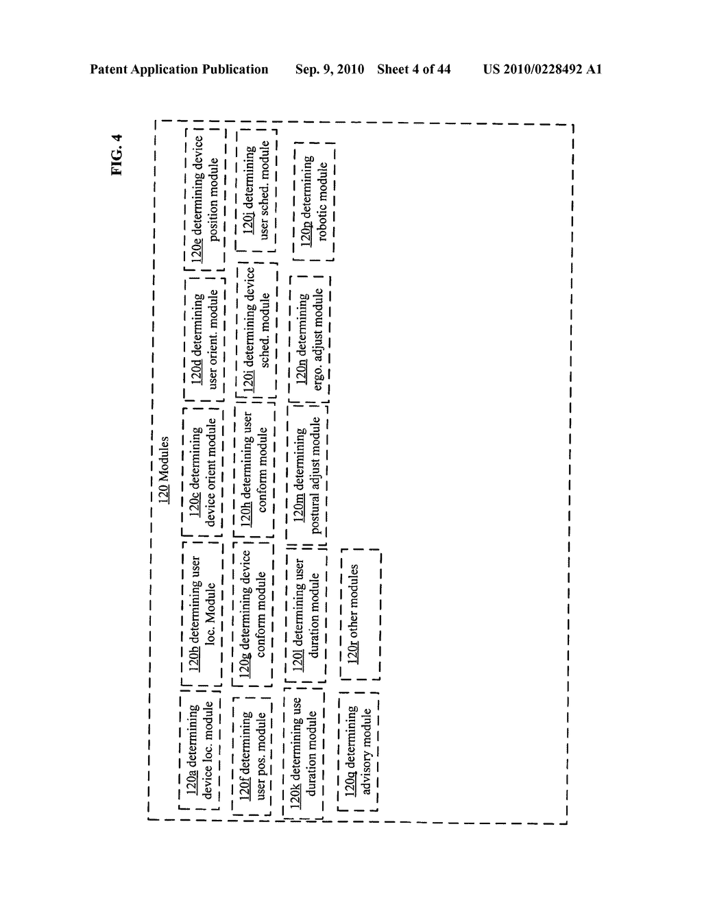 Postural information system and method including direction generation based on collection of subject advisory information - diagram, schematic, and image 05