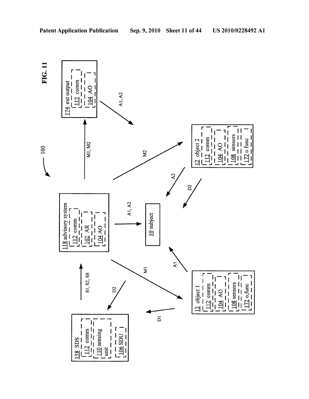 Postural information system and method including direction generation based on collection of subject advisory information - diagram, schematic, and image 12