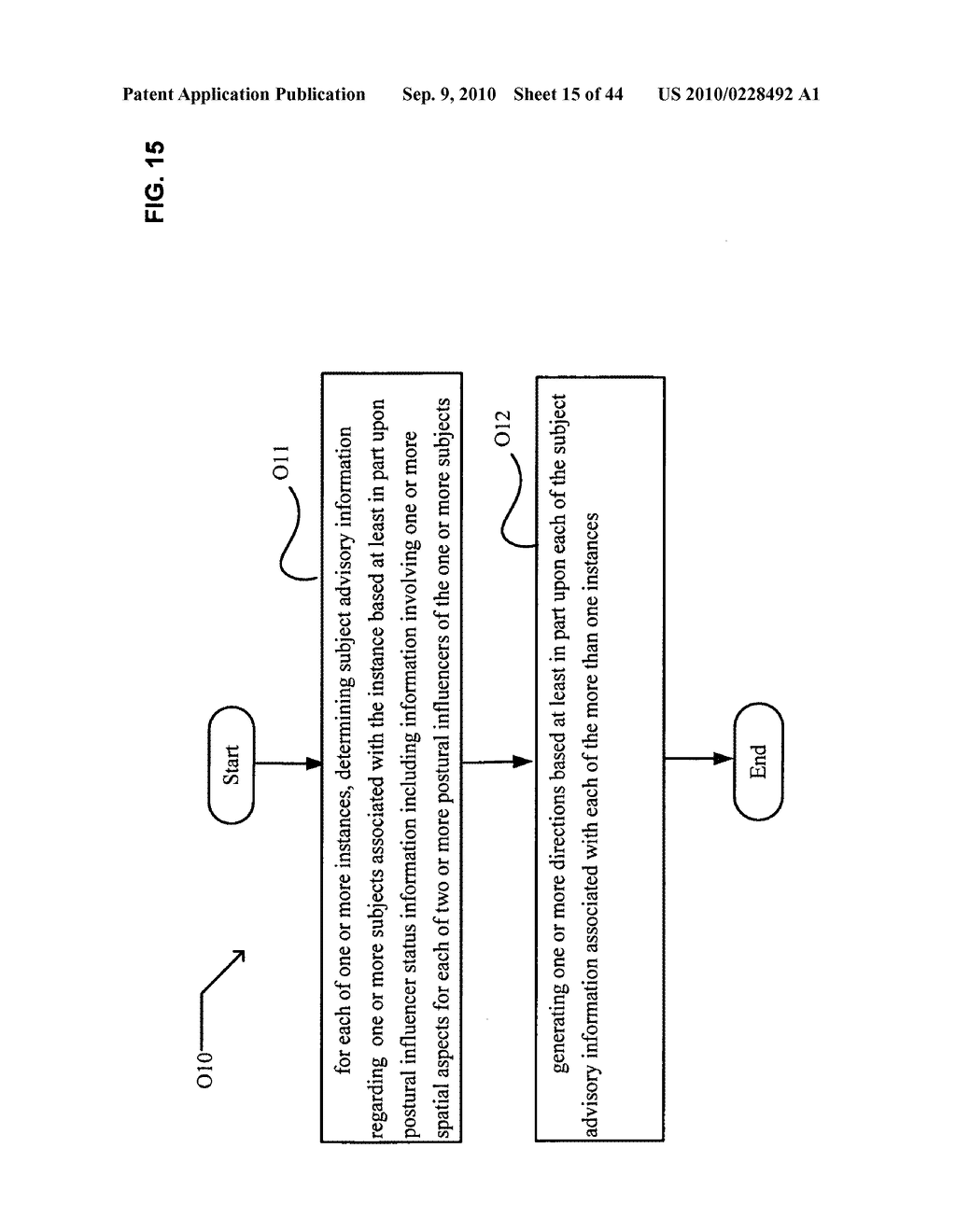 Postural information system and method including direction generation based on collection of subject advisory information - diagram, schematic, and image 16