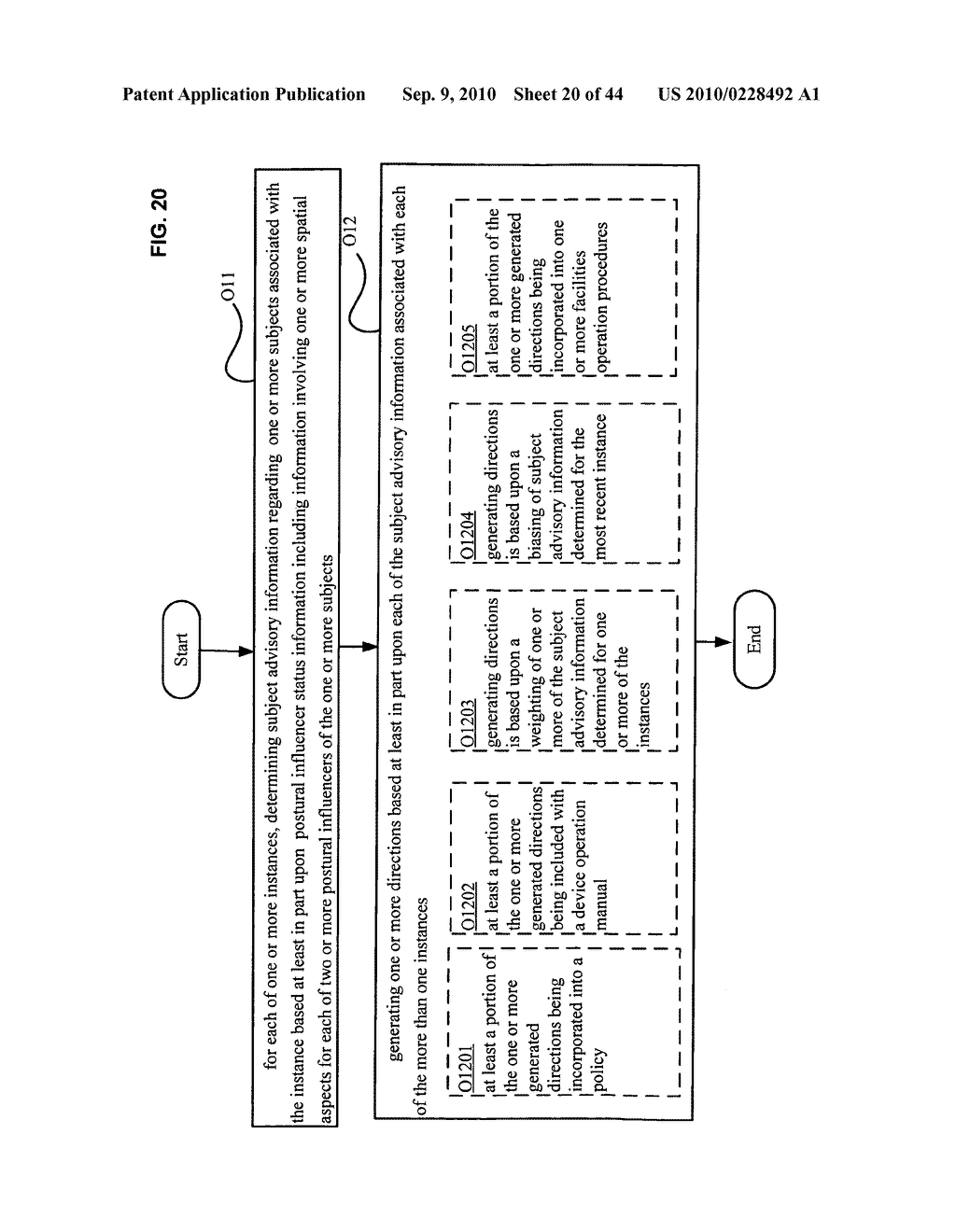 Postural information system and method including direction generation based on collection of subject advisory information - diagram, schematic, and image 21