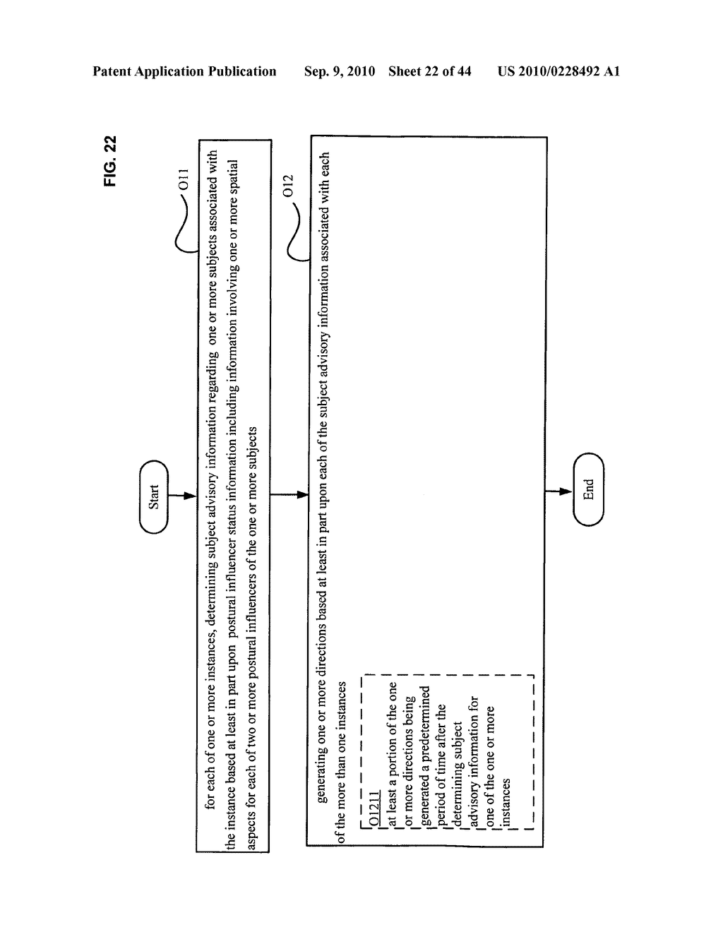 Postural information system and method including direction generation based on collection of subject advisory information - diagram, schematic, and image 23