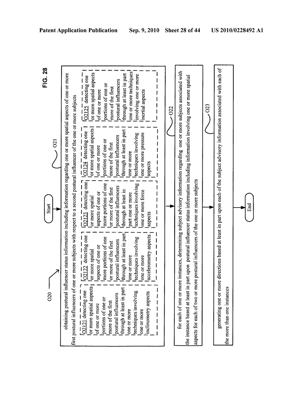 Postural information system and method including direction generation based on collection of subject advisory information - diagram, schematic, and image 29