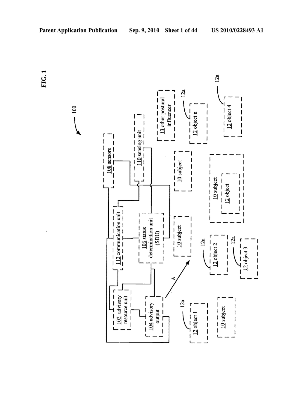 Postural information system and method including direction generation based on collection of subject advisory information - diagram, schematic, and image 02