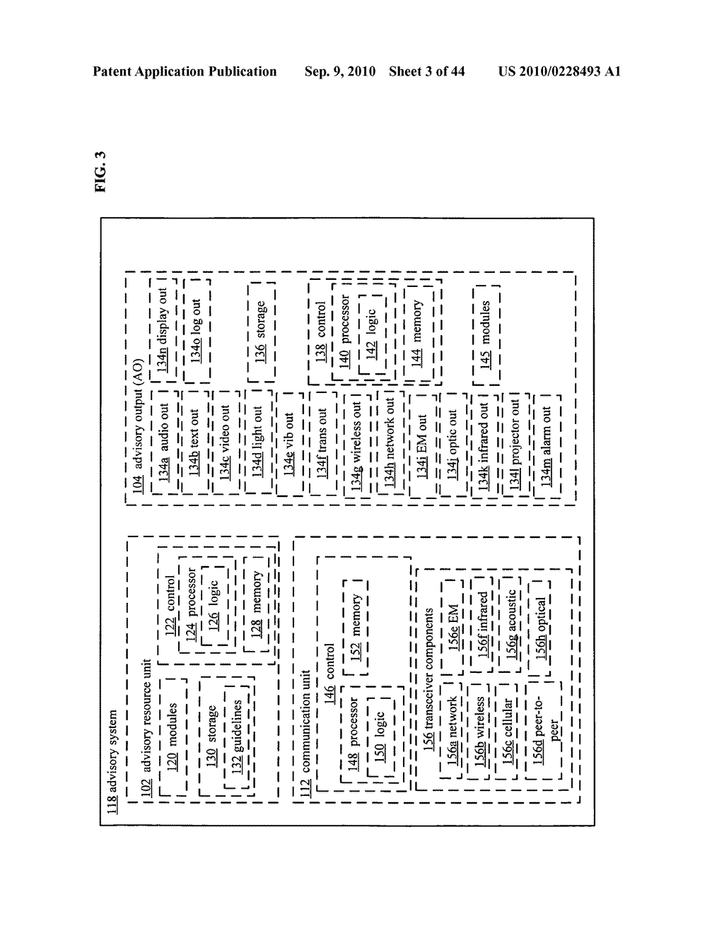 Postural information system and method including direction generation based on collection of subject advisory information - diagram, schematic, and image 04