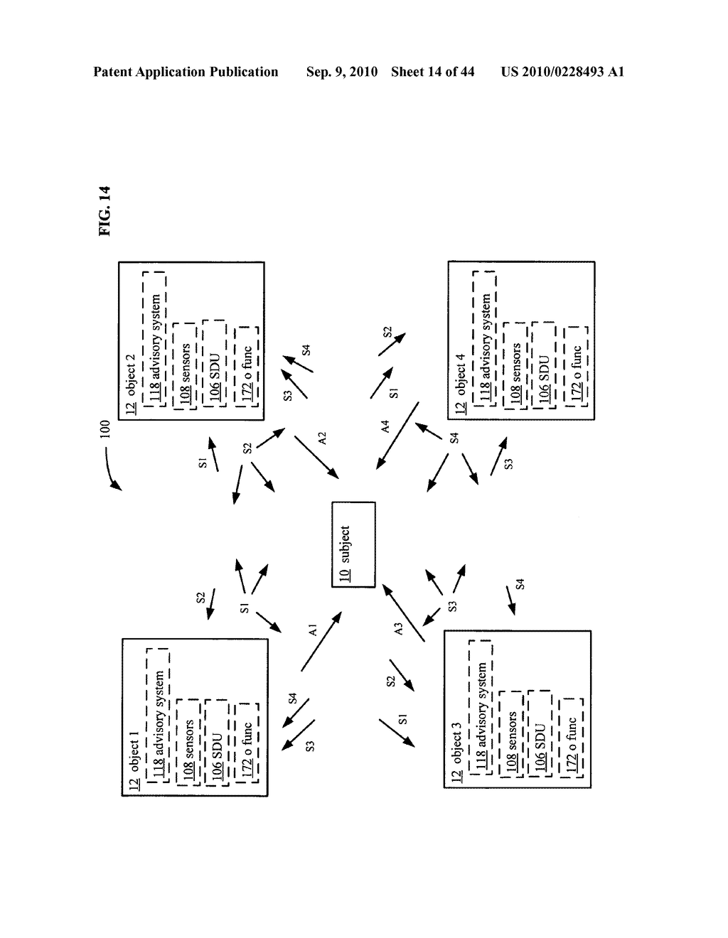 Postural information system and method including direction generation based on collection of subject advisory information - diagram, schematic, and image 15