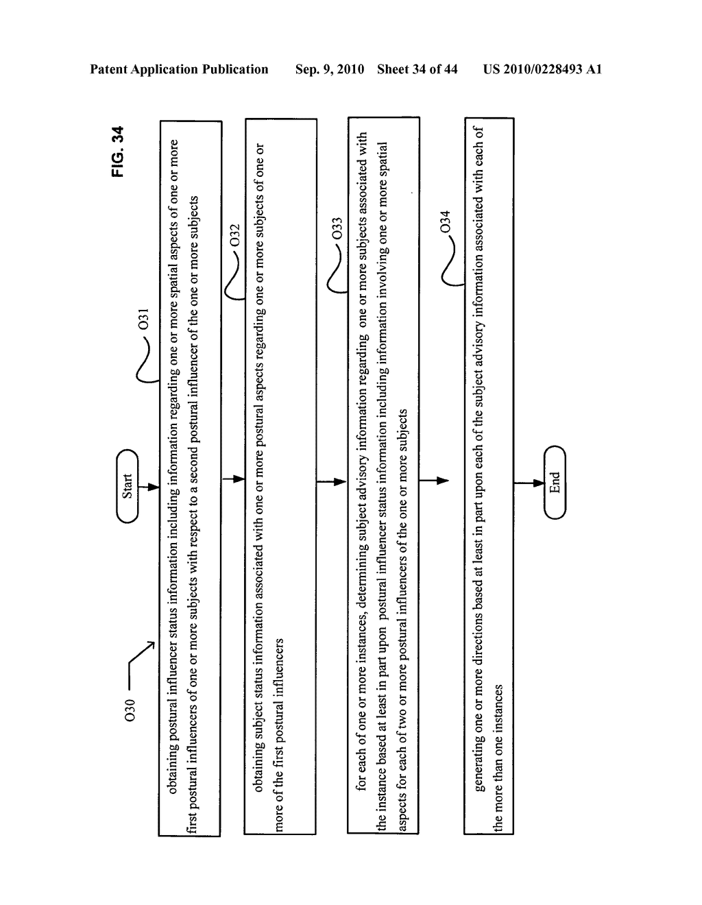 Postural information system and method including direction generation based on collection of subject advisory information - diagram, schematic, and image 35