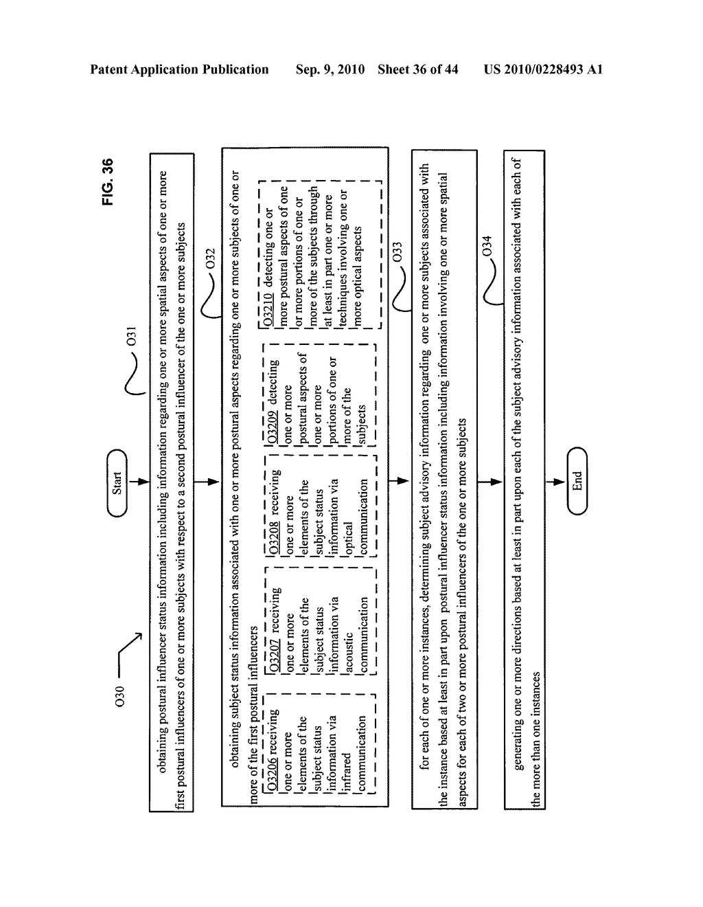 Postural information system and method including direction generation based on collection of subject advisory information - diagram, schematic, and image 37