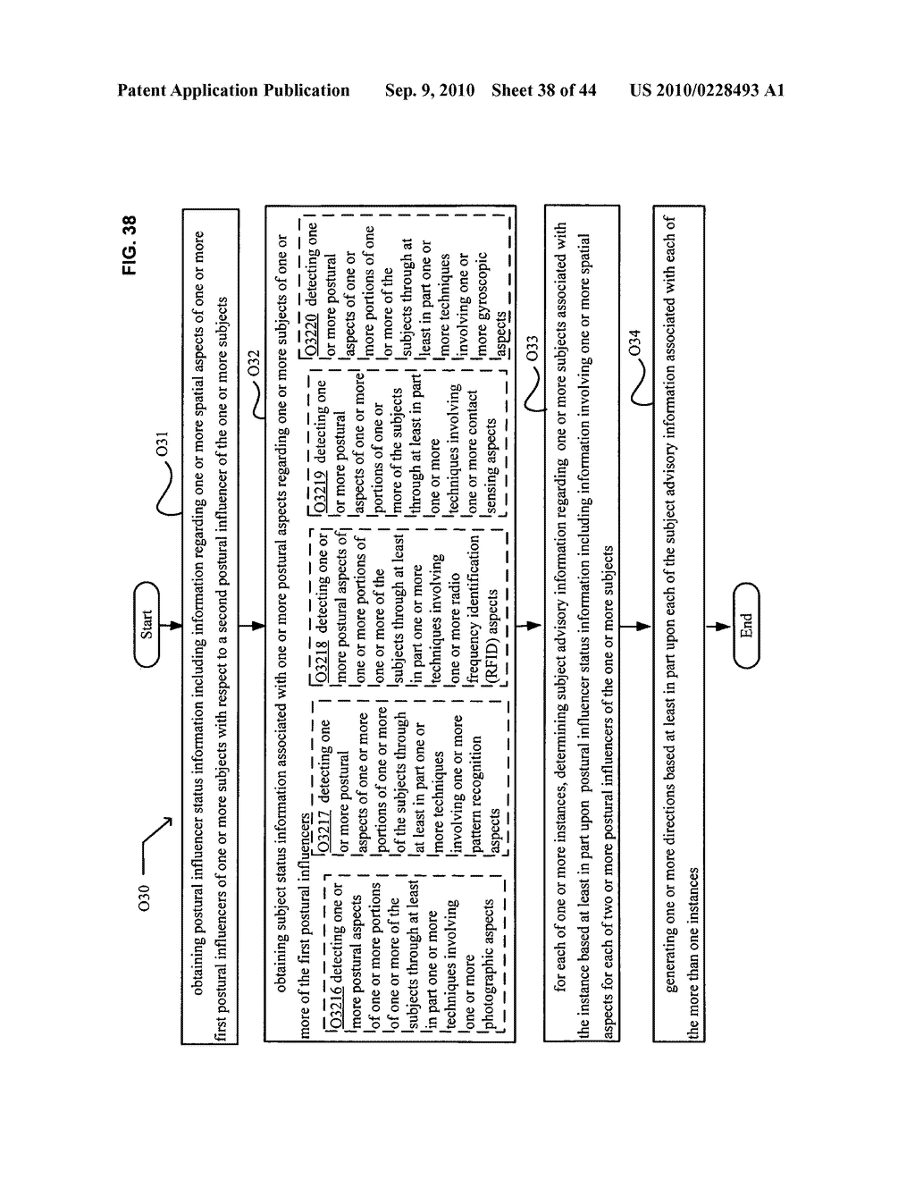 Postural information system and method including direction generation based on collection of subject advisory information - diagram, schematic, and image 39