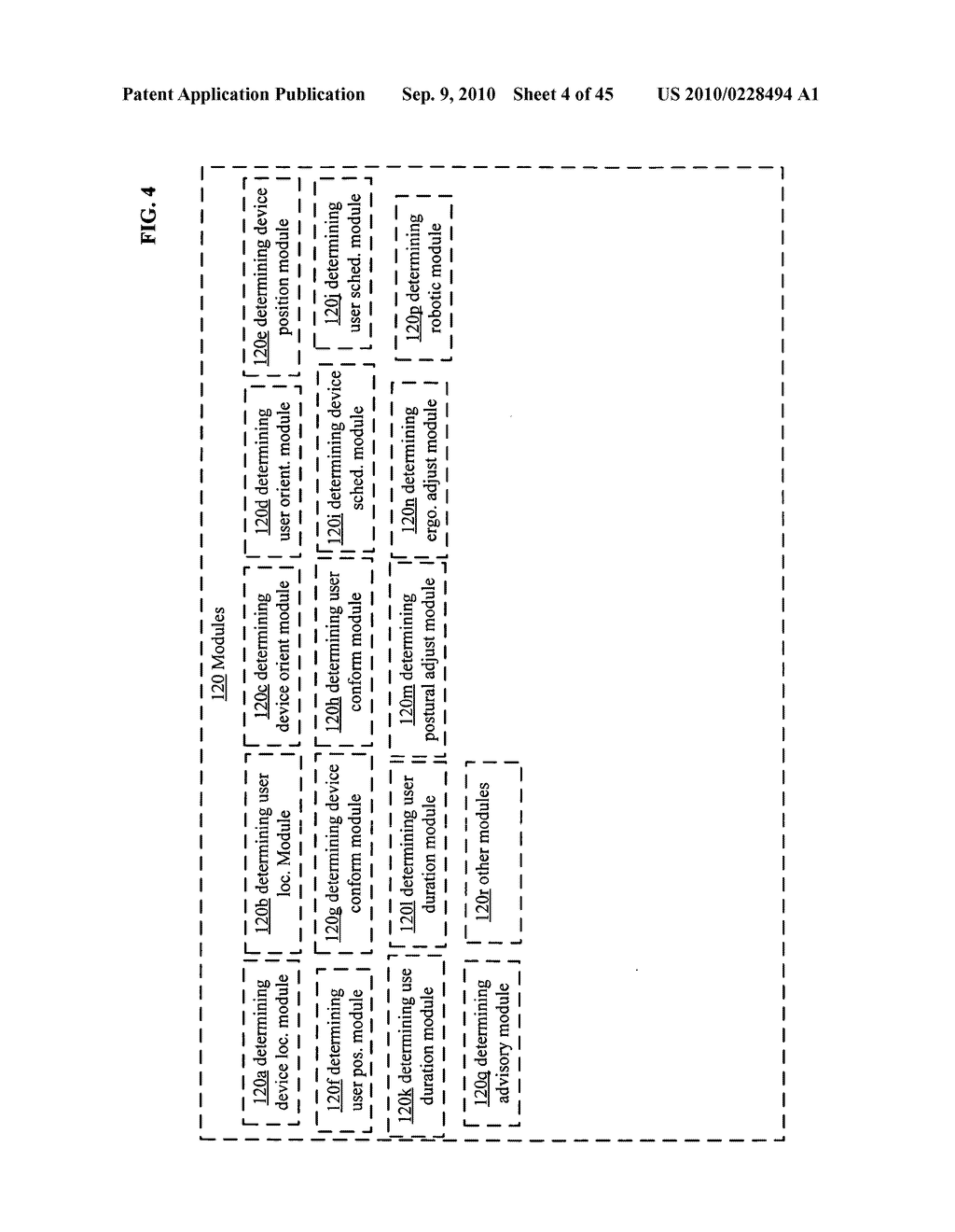 Postural information system and method including determining subject advisory information based on prior determined subject advisory information - diagram, schematic, and image 05